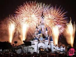 Disneyland spettacolo serale