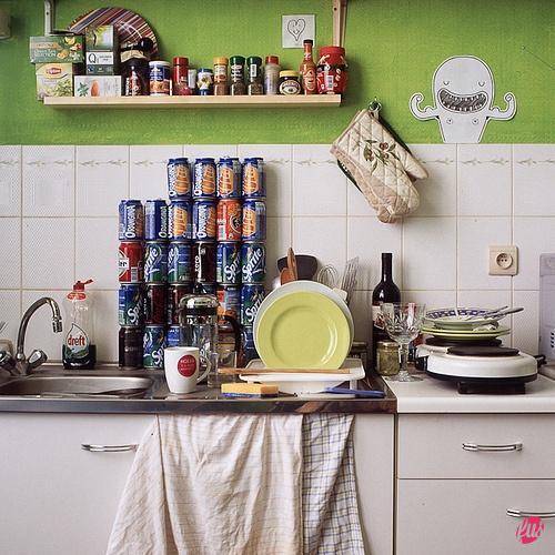 piso cucina
