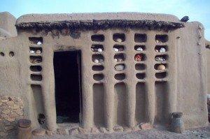 Abitazione dell'Ogon, dove dovrebbe vivere anche il misterioso Lebè.