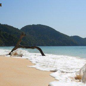 ...natura selvaggia e incontaminata , queste sono le isole Mergui