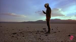 Una scena del film Electroma