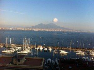 Napoli - Panorama da Castel dell'Ovo