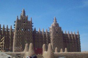 La Moschea in Fango di Djennè