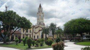 Iquitos, Plaza De Armas