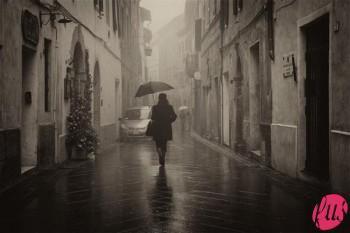 la pioggia accentua la nostalgia