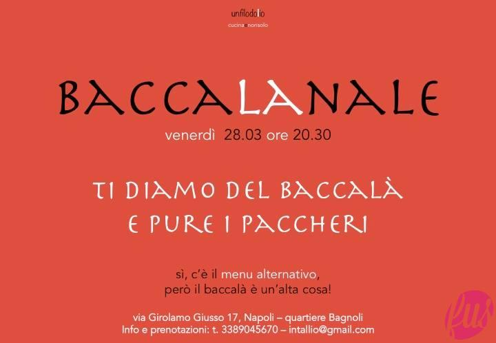 baccalanale