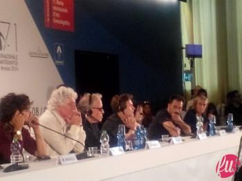 Conferenza Stampa Pasolini di Abel Ferrara