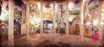 Tempio dell'Uomo - Sala della Terra
