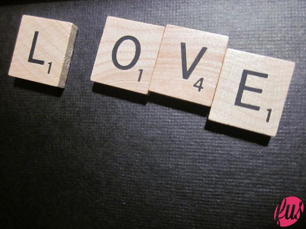 Scrabble-Love