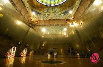 Tempio dell'Umanità - Sala degli Specchi