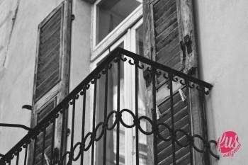balcone angolo bn