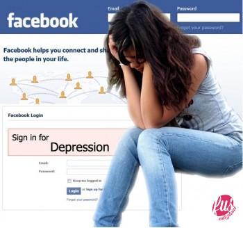 Facebookedepressione