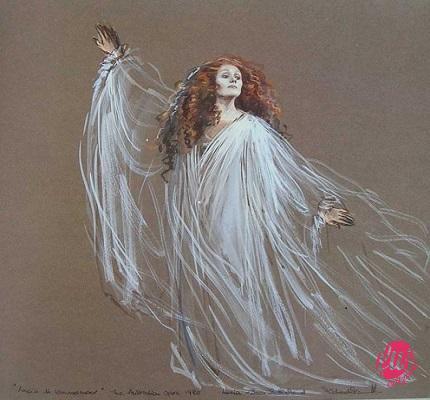 Dame Joan Sutherland Lucia Mad Scene