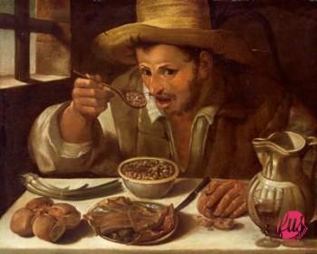 Annibale Carracci, olio su tela,  1583-85