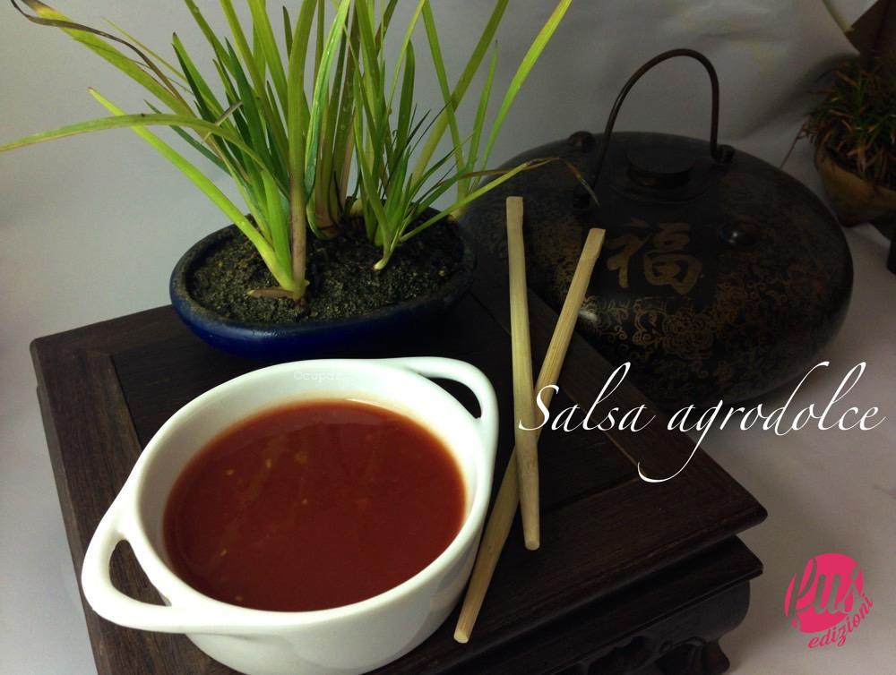 salsa agrodolce ok