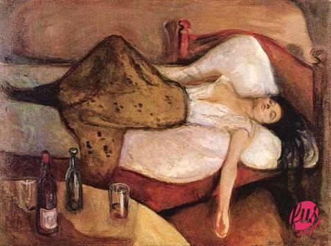 Il giorno dopo - Munch