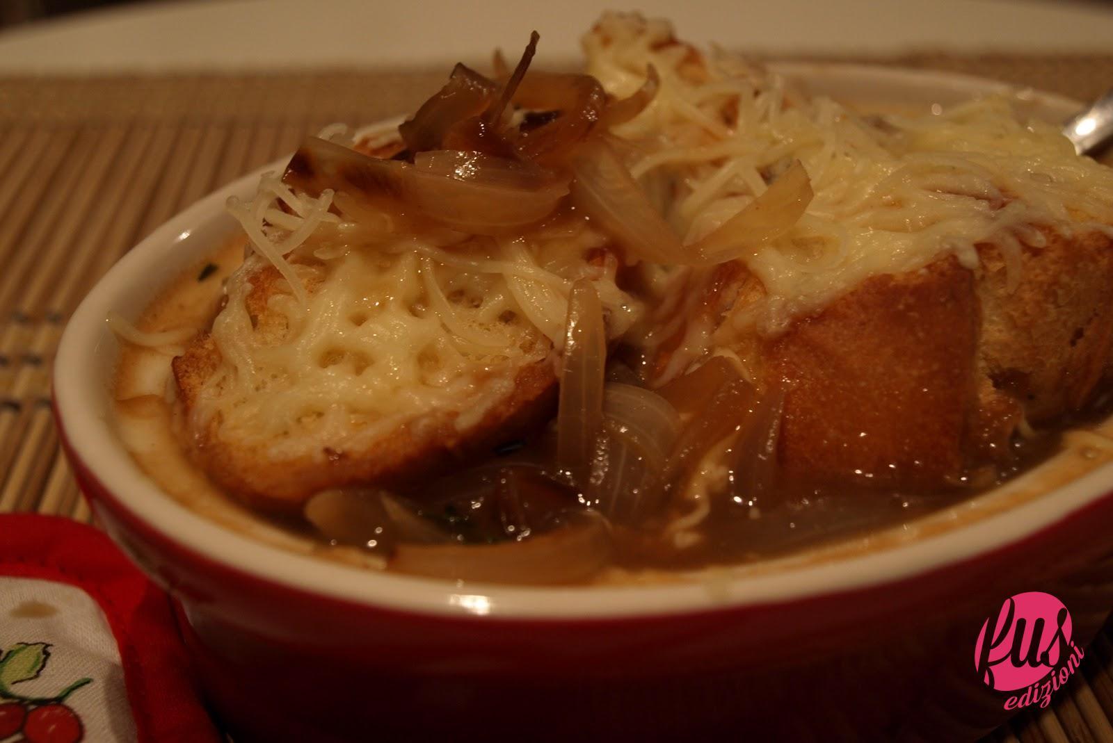Soupe a l'Oignon 1