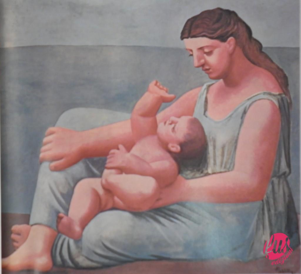 madre-e-figlio picasso
