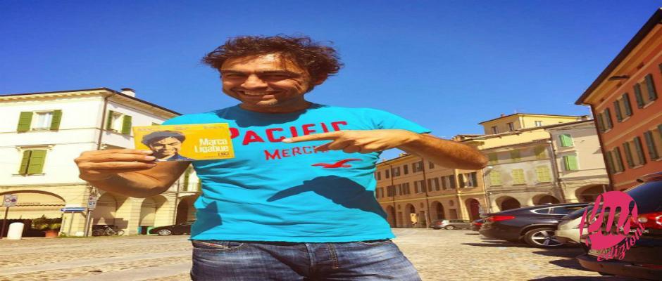 Marco a Correggio con cd modificata