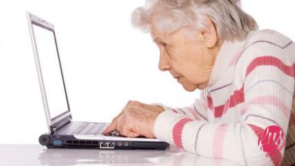 nonna-al-computer