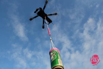 beer-drone
