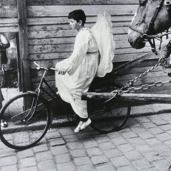 Angeli in Bicicletta