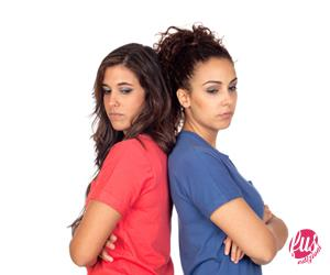 two-girl-friends-fighting-isolated