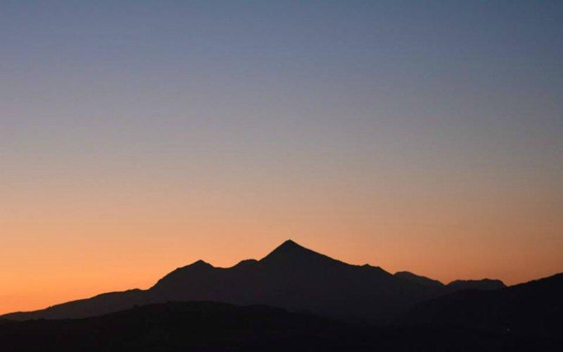 Erika tramonto