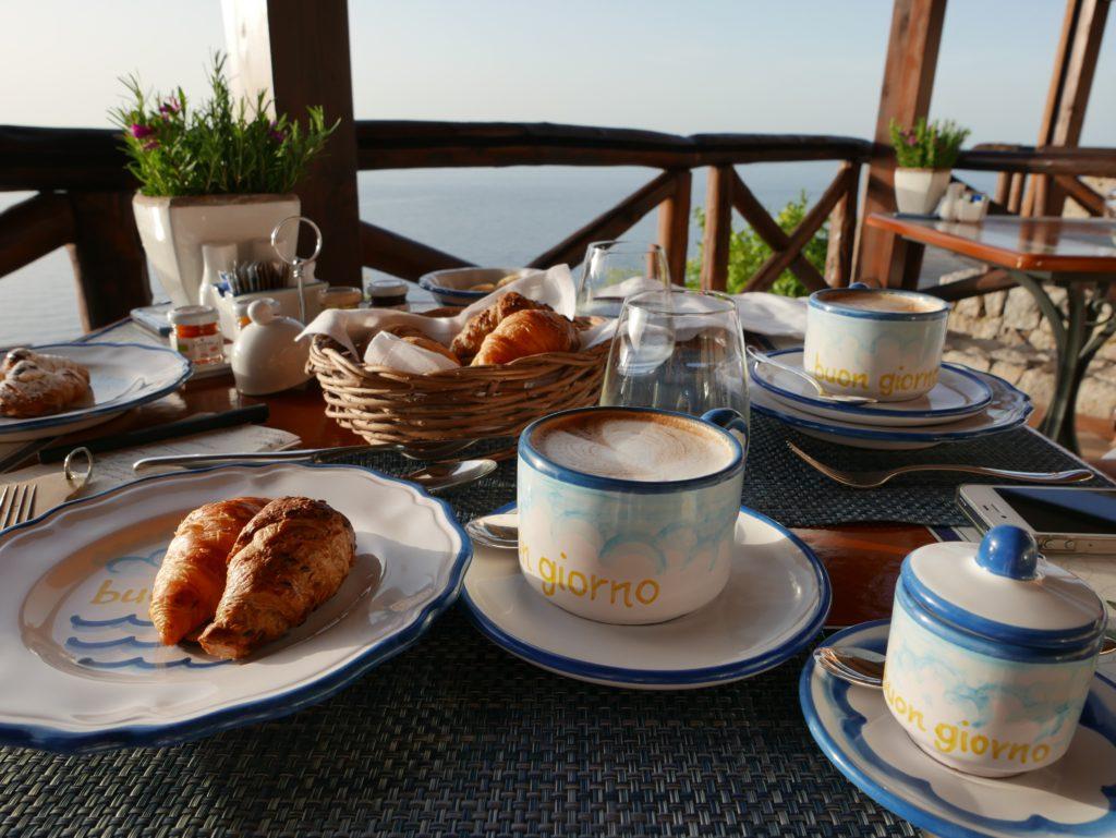 colazione monastero
