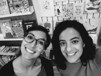 Marta Bracciale e Grazia Raimondo