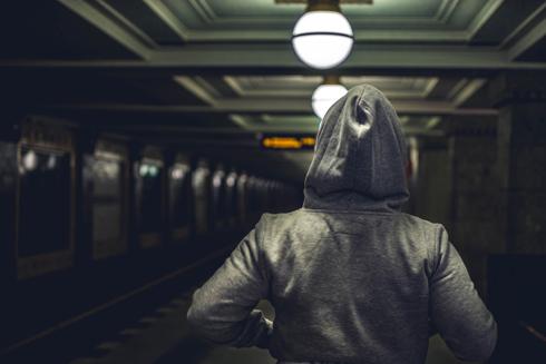 metropolitana di notte